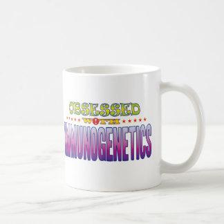 Immunogénétique 2 hantée mug