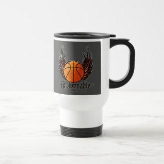 Imparable (basket-ball) mug de voyage