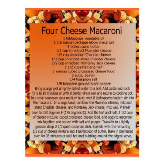 imper du fromage 4 carte postale