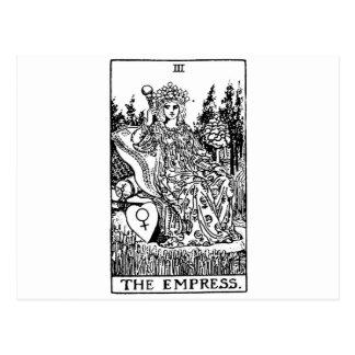 Impératrices de tarot ' carte postale