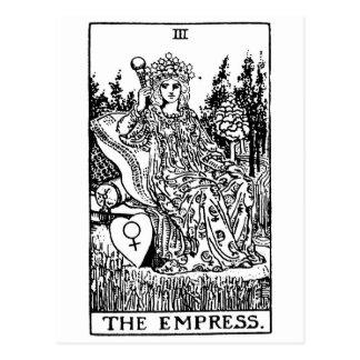 Impératrices de tarot ' cartes postales