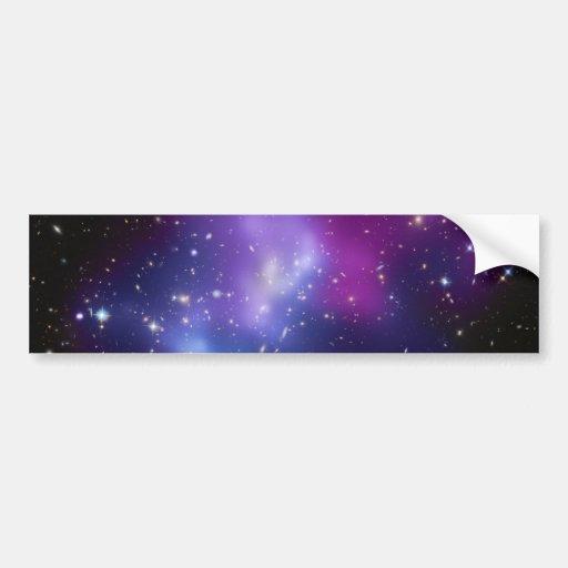 IMPERS J0717 de groupe de galaxie Autocollants Pour Voiture