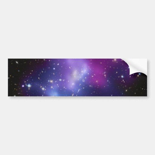 IMPERS J0717 de groupe de galaxie Adhésif Pour Voiture