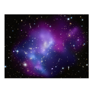 IMPERS J0717 de groupe de galaxie Carte Postale