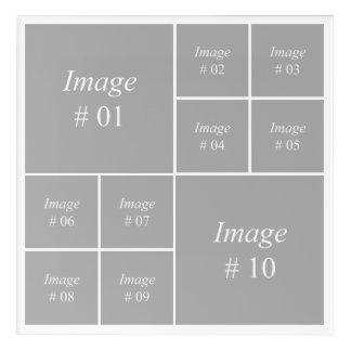 Impression En Acrylique Créez votre propre collection de photo d'Instagram