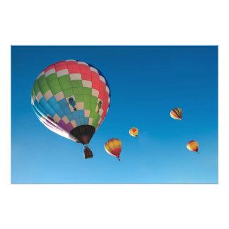 Impression Photo Ballons à air chauds