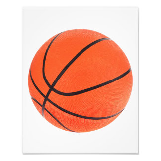 Impression Photo Basket-ball