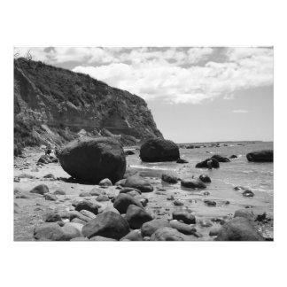 Impression Photo beauté Nouvelle Zélande de plage