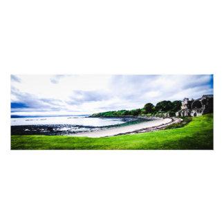 Impression Photo Belle île d'Inchcolm d'écossais