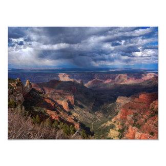 Impression Photo Canyon grand