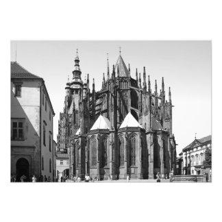 Impression Photo Cathédrale de St Vitus