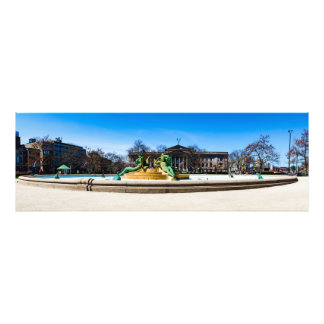 Impression Photo Cercle de Logan, PA de Philadelphie