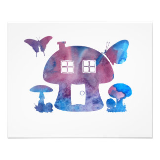 Impression Photo Chambre de champignon