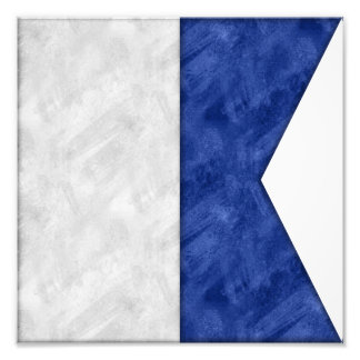 Impression Photo Choisissez de 26 drapeaux maritimes nautiques