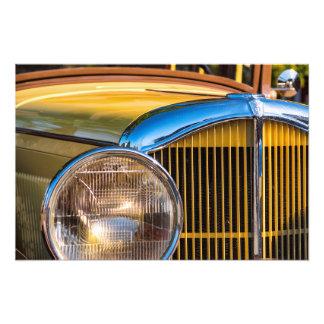 Impression Photo Chrome classique