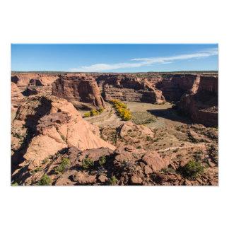 Impression Photo Copie de Canyon de Chelly