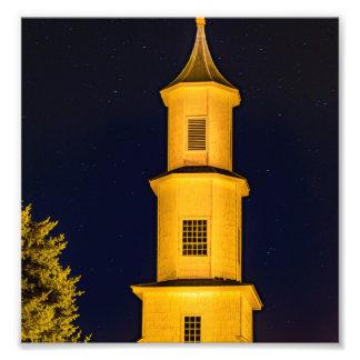 Impression Photo Église de Rilan, Chiloe, Chili