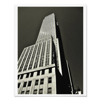 Impression Photo Empire State Building