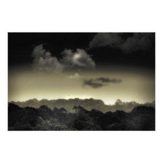 Impression Photo Entreposé dans le nuage