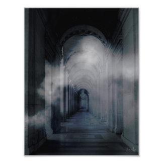 "Impression Photo ""Errance Nocturne"""