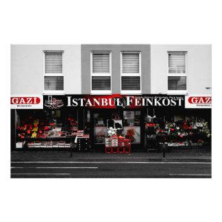 Impression Photo Feinkost d'Istanbul