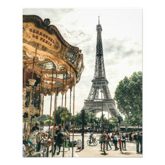 Impression Photo Ferris roule dedans Paris