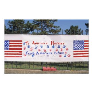 Impression Photo héros de 9/11's Amérique de l'avenir de l'Amérique