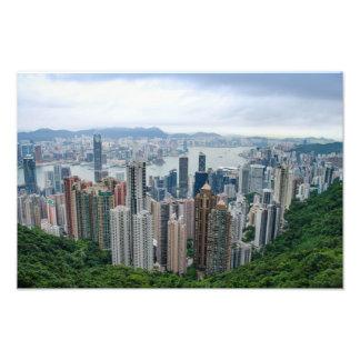 Impression Photo Horizon de Hong Kong