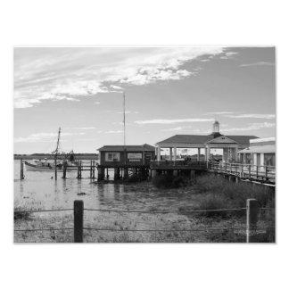 Impression Photo Île de Jekyll - la Géorgie