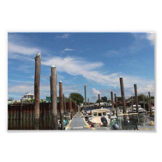 Impression Photo Île de ville