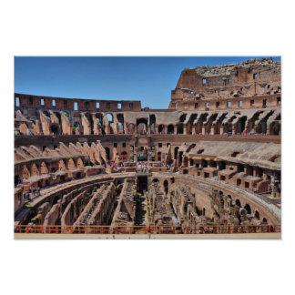 IMPRESSION PHOTO LE COLISEE ROME