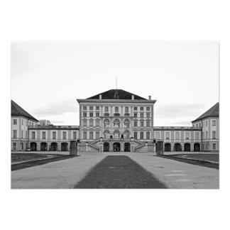 Impression Photo Le palais de Nymphenburg