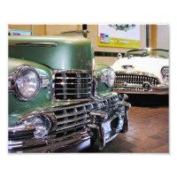 Lincoln 1948 convertible et ! 953 Buick Skylark