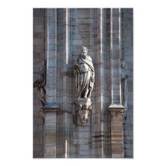 Impression Photo Monument d'architecture de statue de dôme de