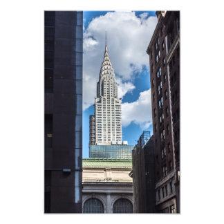 Impression Photo New York iconique