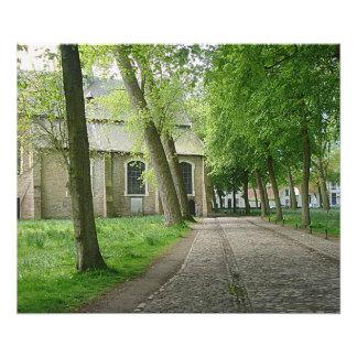 Impression Photo Parc à Bruges