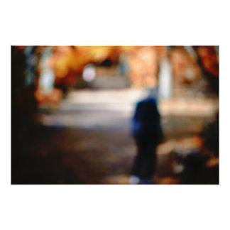 Impression Photo Passage d'automne