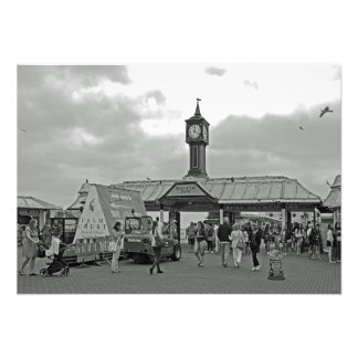 Impression Photo Pilier de Brighton