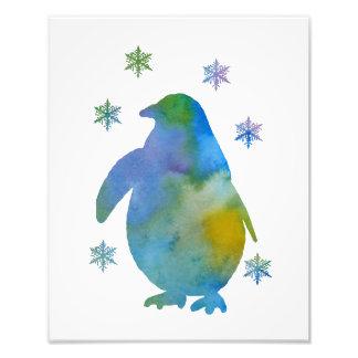 Impression Photo Pingouin