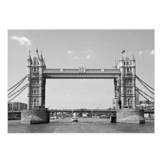 Impression Photo Pont de tour