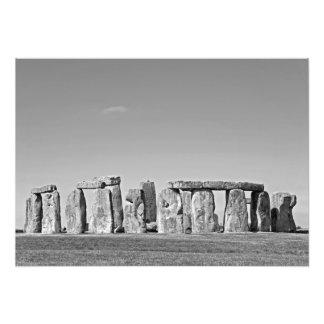 Impression Photo Stonehenge