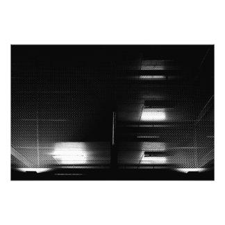 Impression Photo Trellis de lumière