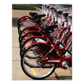 Impression Photo Vélos de Nashville