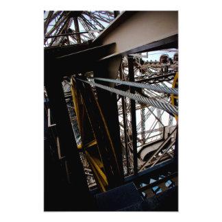 Impression Photo Vitesses de Tour Eiffel