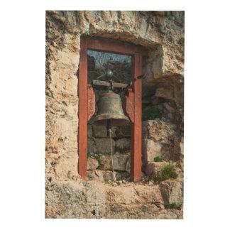 Impression Sur Bois Bell au fort de St Michael, Croatie