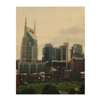 Impression Sur Bois Nashville