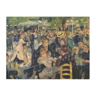 Impression Sur Bois Pierre une boule de Renoir   chez Moulin de la