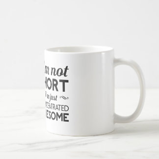 Impressionnant concentré mug