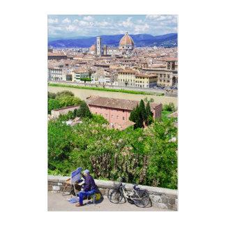 Impressions En Acrylique Artiste à Florence