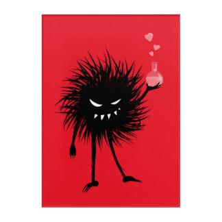 Impressions En Acrylique Chimiste mauvais d'insecte avec un philtre d'amour